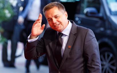 Peter Kazimir, prezes Narodowego Banku Słowacji