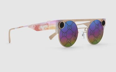 Okulary AR od Gucciego i Snapa. Nowa wojna o nasze oczy