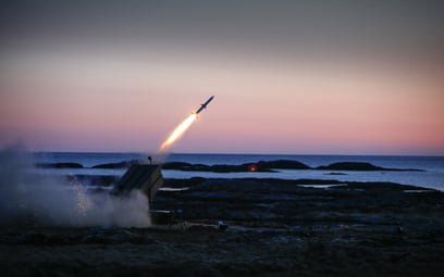 Kompletny system w ramach programu Narew, NASAMS, oferuje norweski Kongsberg. Fot./materiały prasowe