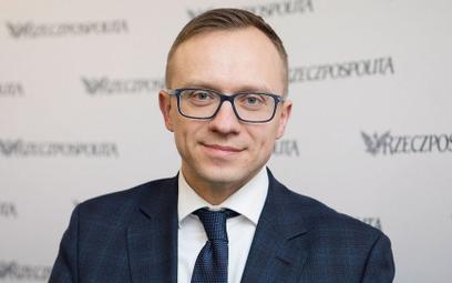 Artur Soboń, sekretarz stanu w Ministerstwie Aktywów Państwowych.