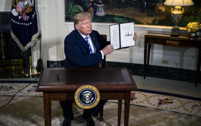 Sankcje na Iran zabolą Polskę