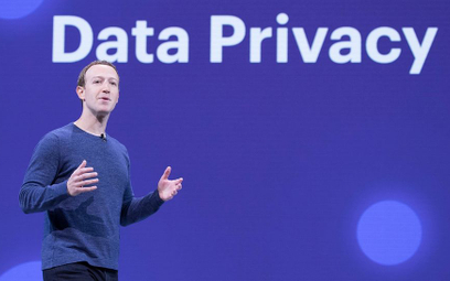 Mark Zuckerberg, twórca i dyrektor generalny Facebooka