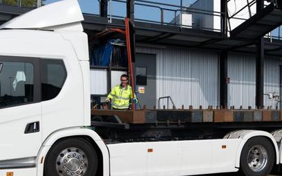 Infrastruktura gotowa na elektryczne ciężarówki