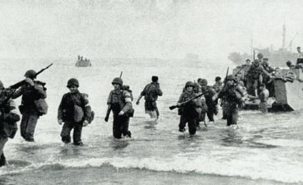 Amerykanie lądują pod Oranem w Algierii, 8 listopada 1942 r.