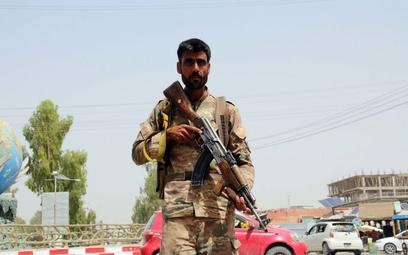 Afganistan: Przejście graniczne zdobyte przez talibów