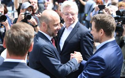 """Wybory w Rzeszowie. """"Samorządowcy chcą pokazać, że sami potrafią wygrać"""""""