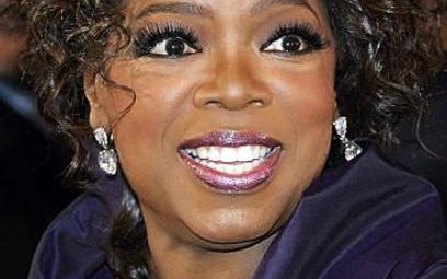 Oprah Winfrey, nowa broń Obamy