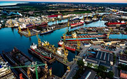 Gdańsk zaostrza walkę o kontenery na Bałtyku