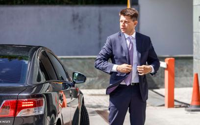Ryszard Petru nie dostanie pieniędzy za zakaz wjazdu do Sejmu