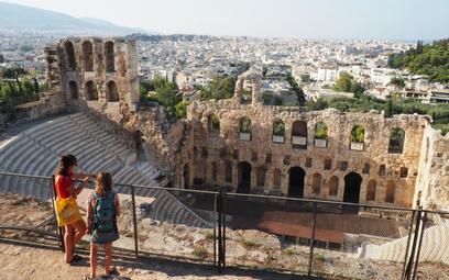Grecja otwiera atrakcje turystyczne. Można już wejść na Akropol