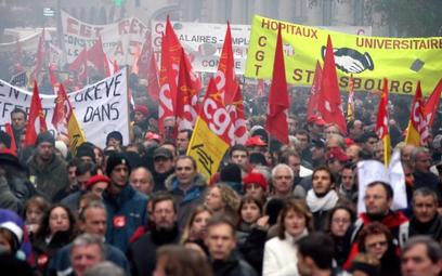Strajk we Francji. Sarkozy: nie ustąpię