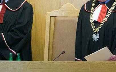 Sędziowie zapowiadają protest w sprawie pensji