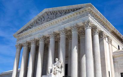 Budynek Sądu Najwyższego Stanów Zjednoczonych w Waszyngtonie