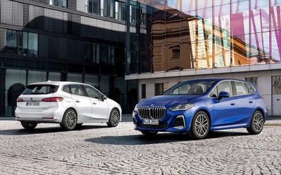 BMW 2 Active Tourer: Bardziej crossover niż van