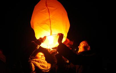 Inauguracja Festiwalu Lampionów Chińskich