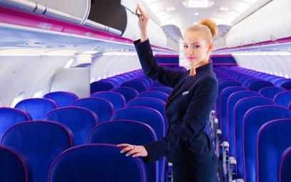 Wizz Air wybrał lżejsze fotele