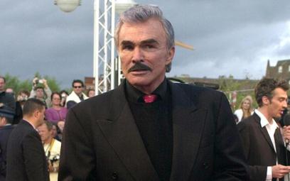 Burt Reynolds nie żyje