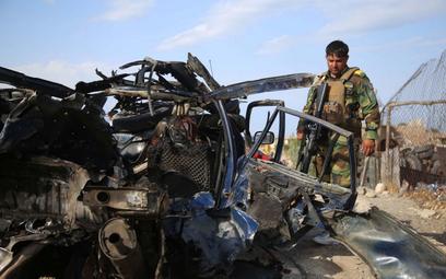 Talibowie kontrolują 90 proc. Afganistanu? Rząd zaprzecza