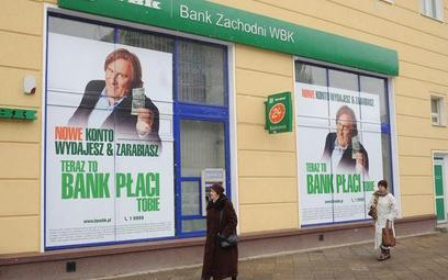 Rosyjski Sbierbank myśli o BZ WBK