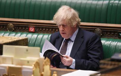 Boris Johnson wkrótce zaszczepi się preparatem AstraZeneca