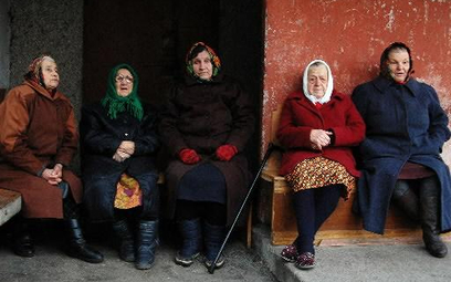 Najwyższa emerytura, jaką mogą otrzymywać Białorusini, wynosi 6,4 mln rubli