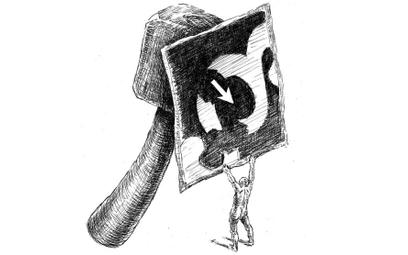 Chrabota, Pietryga: Nie koniec, ale początek