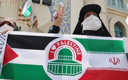 Konflikt izraelsko-palestyński: Iran może się czuć zwycięzcą