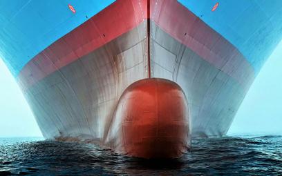 Bałtyk: Rosyjska fregata zderzyła się ze statkiem handlowym