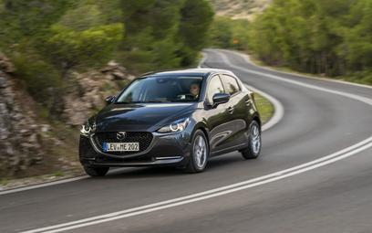 Mazda 2: Poprawki, które wyszły na dobre