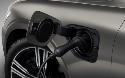 Na załamaniu unijnego rynku samochodów korzystają e-auta