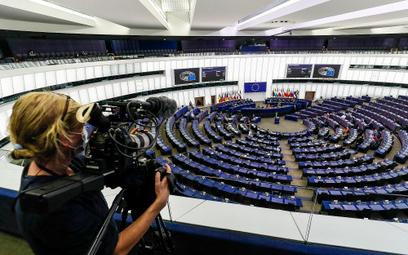 Parlament Europejski przyjął rezolucję ws. Polski