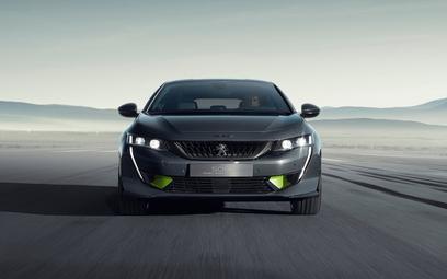 Peugeot 508 Sport Engineered: Trzy silniki i ponad 400 KM