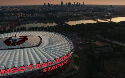 Kadr z najnowszego teledysku Katy Perry ze Stadionem Narodowym w Warszawie
