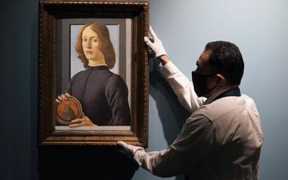 Unikatowy obraz Sandro Botticellego trafi na aukcję w Sotheby's