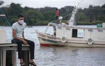 Brazylia: Liczba wykrytych zakażeń przekroczyła 500 tysięcy