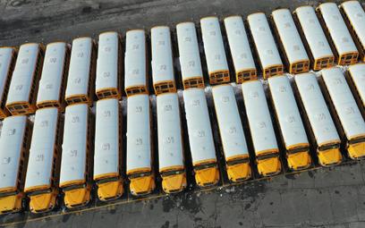 Sektor transportu USA dostał dużą pomoc od Kongresu