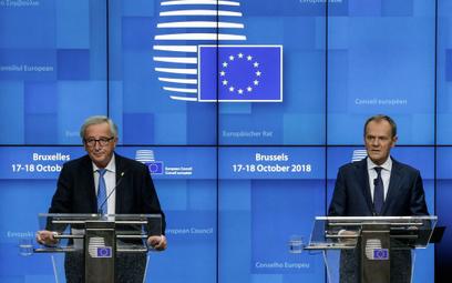 Tusk i Juncker gotowi dać więcej czasu Wielkiej Brytanii