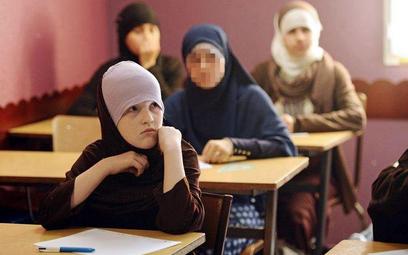Muzułmańska szkoła w Tuluzie