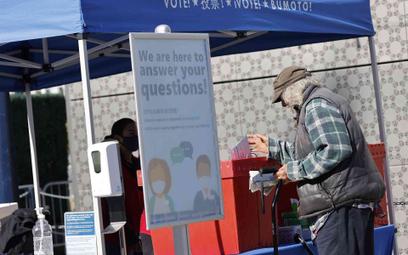 Głosowanie w Kalifornii