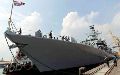 Fregata HMS Richmond