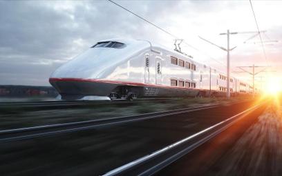 Chiński pociąg dla Brytyjczyków. Szybka kolej w rekordowym czasie