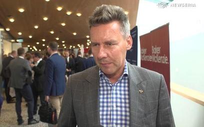 Prezes Portu Lotniczego Gdańsk im. Lecha Wałęsy Tomasz Kloskowski