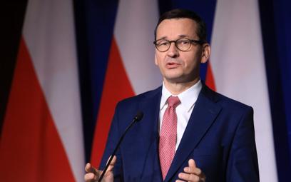 Premier Morawiecki wzywa władze Białorusi do oddania dziecka aktywistów