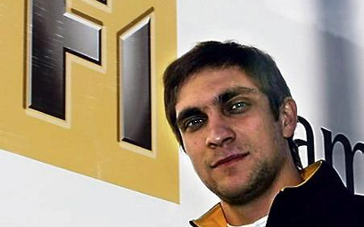 Witalij Pietrow – jego pojawienie się w F1 wywołuje podobne zainteresowanie jak kiedyś debiut Kubicy