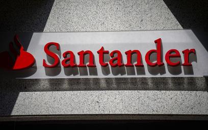 Bank Santander mocno powyżej prognoz