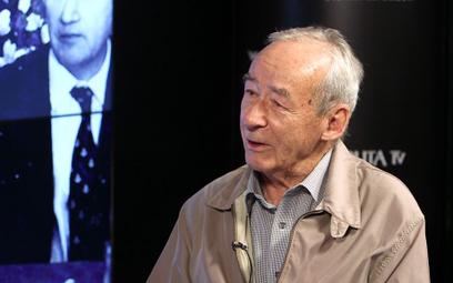 Prof. Andrzej Paczkowski: Lech Wałęsa był TW