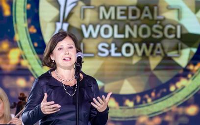 Jourova: Trzeba wysłać sygnał, że to nie droga do Europy