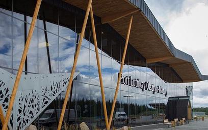 15 procent więcej pasażerów na lotnisku w Olsztynie