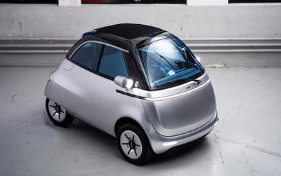 Microlino 2.0: Szwajcarski pomysł na elektromobilność