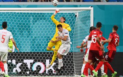 Euro 2020: Sommer nie wystarczył. Hiszpania wyeliminowała Szwajcarię